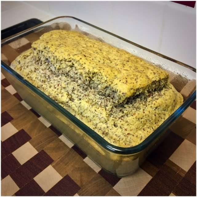 Paleo Homemade Bread