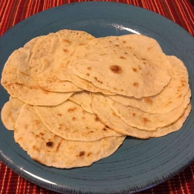 Paleo and Gluten Free Tortillas