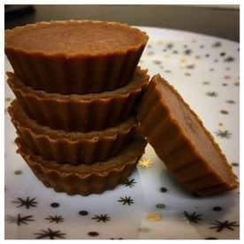 Chocolate Cashew Butter Cups